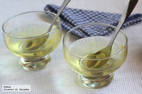 Cómo hacer fácilmente agua de tomate transparente. Receta