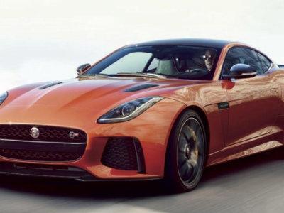 Así de brutal es el Jaguar F-Type SVR y sus 575 CV