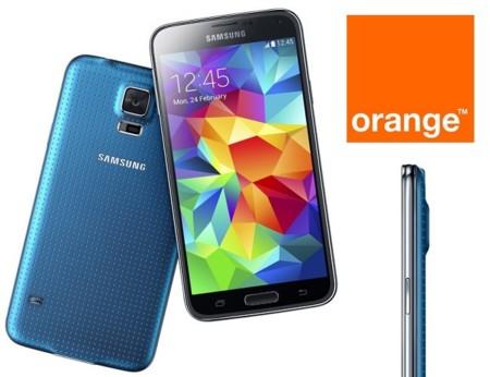 Precios Samsung Galaxy S5 con Orange