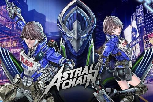 He jugado a Astral Chain, una montaña rusa que empiezas arqueando la ceja para luego rendirte a sus mecánicas