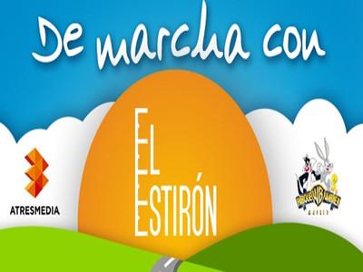 """""""De Marcha con El Estirón"""" en Parque Warner Madrid"""