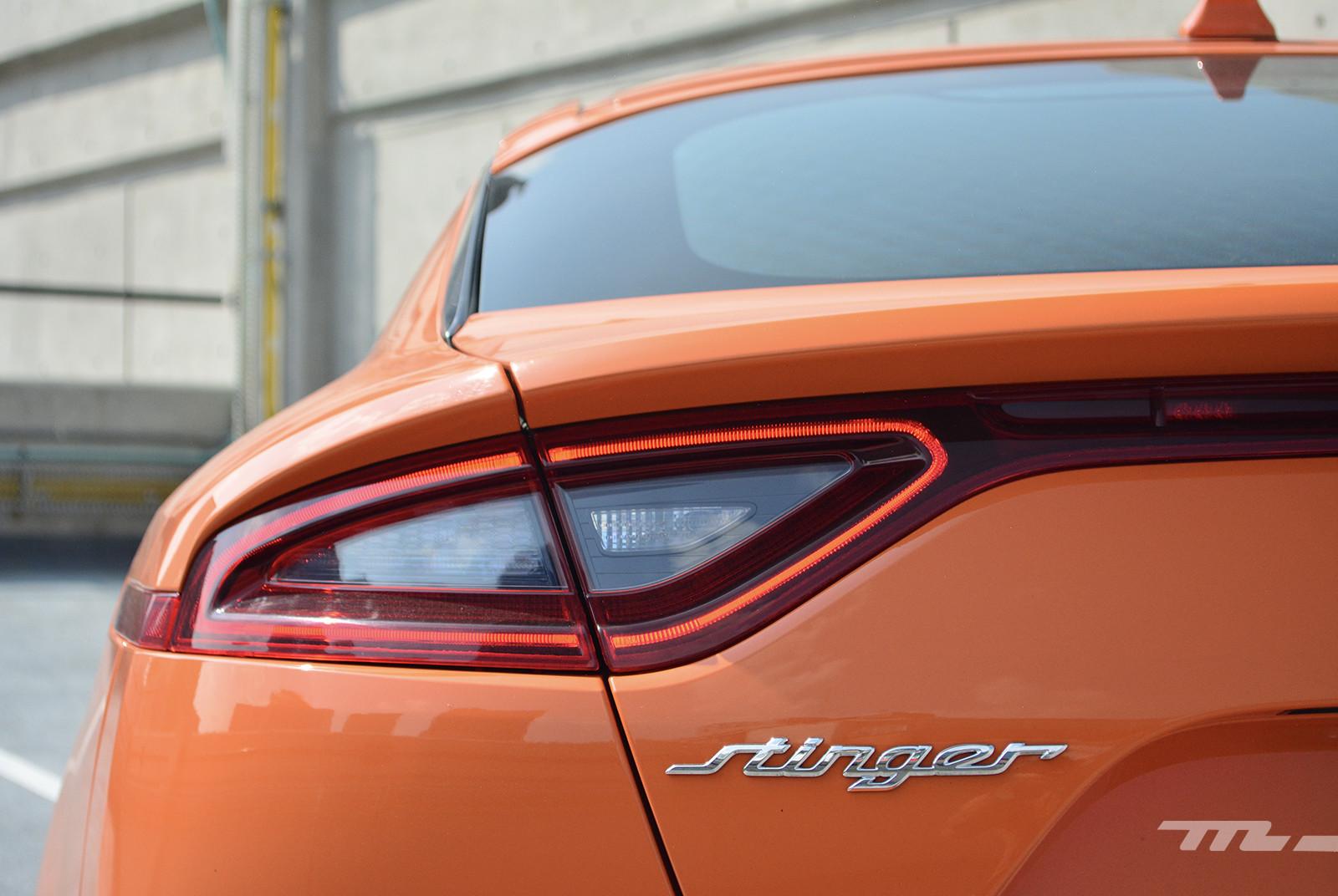 Foto de KIA Stinger GT 2020 (prueba) (6/14)