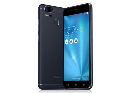 ASUS ZenFone 3 Zoom: dos cámaras, zoom 2.3X y batería de 5000 mAh