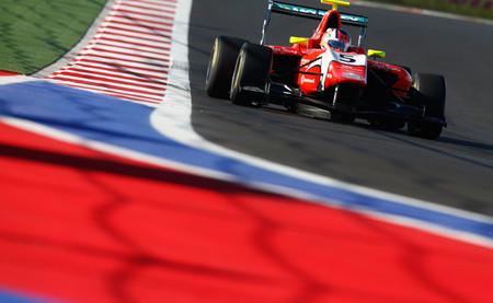 Patric Niederhauser 2014 Sochi GP3