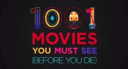 ¿No sabes qué hacer este fin de semana? Aquí tienes 1001 películas que ver antes de morir