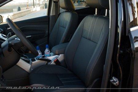 Prueba del nuevo Ford C-MAX