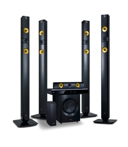 LG sistemas sonido CES 2013