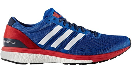 Adidas Adizero Boston 6 Aktiv Ss17 Racing Running Shoes Blue Ss17 Ba7994 4 4