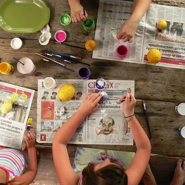 21 manualidades de invierno para hacer con niños (y que dejen las pantallas)