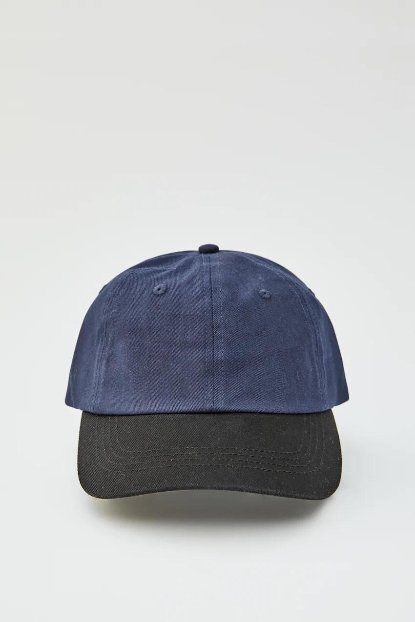 Gorra combinada