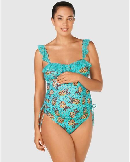 Bañadores y bikinis para embarazadas en rebajas: 13 modelos ideales