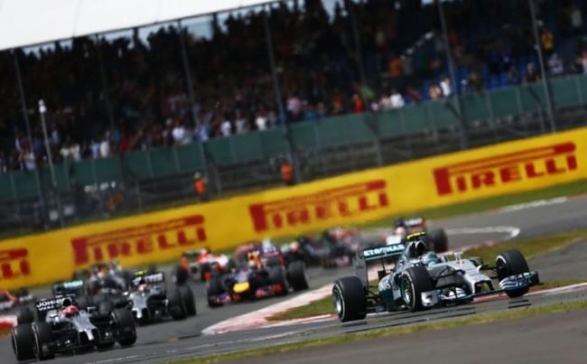 Gp Reino Unido F1 2014
