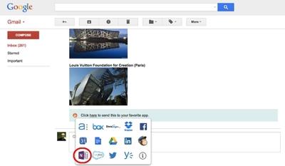 La extensión Obindo te permite guardar correos de Gmail en OneNote más fácilmente