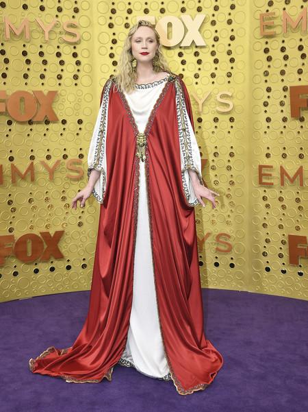 Gwendoline Christie Gucci Emmy 2019 01