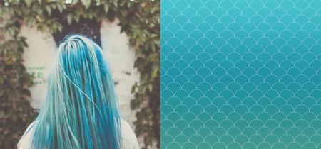 Mermaid trend, la moda de las sirenas, llega también a los suelos vinílicos