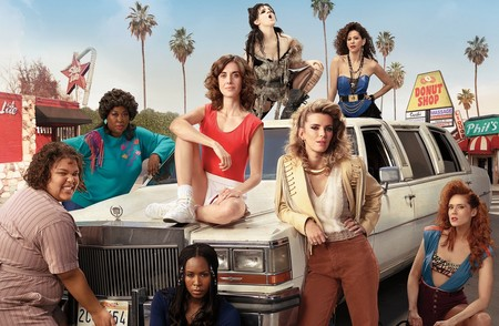 'GLOW' sigue siendo una de las mejores series de Netflix en su segunda temporada