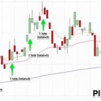 Operando en Forex: Técnicas de gestión monetaria (promediar y piramidar)