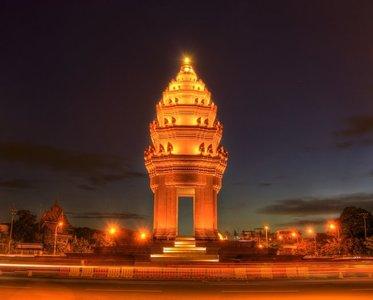 Camboya: Tipos de visados e impuestos de salida