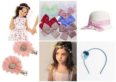 accesorios para el pelo niña pv 2014