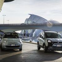 Los Fiat 500 Hybrid y Panda Hybrid estrenan sistemas de desinfección del habitáculo como equipamiento opcional