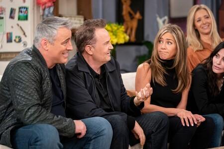 'Friends: The Reunion', dónde ver el esperado reencuentro de Friends en España