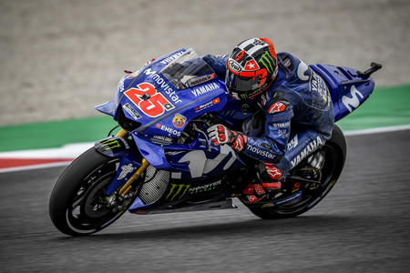 Maverick Vinales Gp Italia Motogp 2018 2