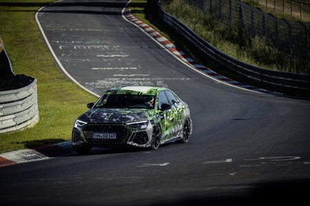 Audi Rs 3 2021 Nurburgring 033