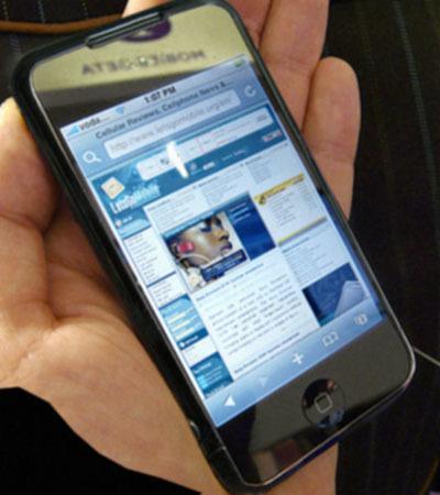 Nuevo iPhone, cada vez más real