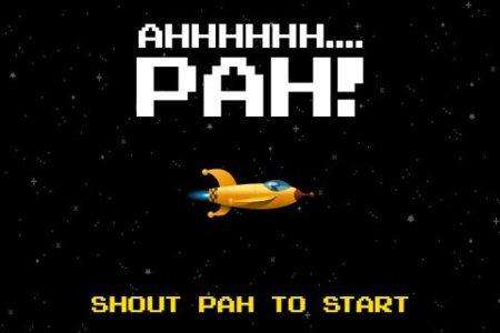 Pah! Un juego que se controla con la voz