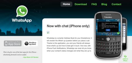 ¿Cómo era la primera versión de WhatsApp? Mucho más simple de lo que te imaginas