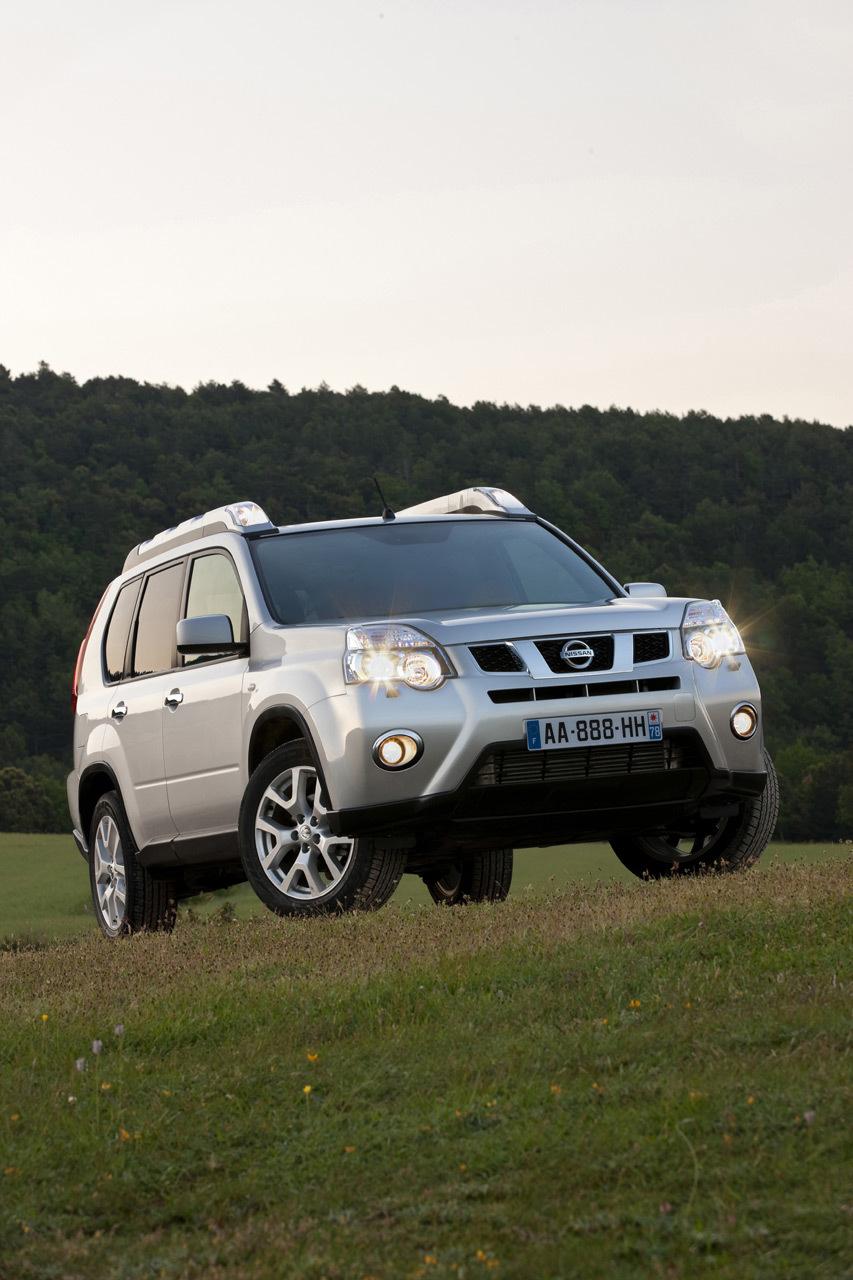 Foto de Nissan X-Trail 2010 (10/32)