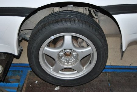 Cambio de rueda
