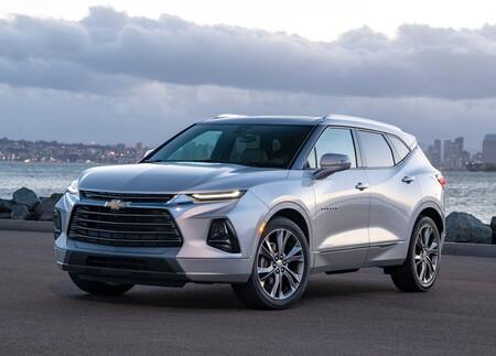 Chevrolet Blazer 2019 1600 01