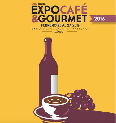 VI edición de Expo Café & Gourmet, Guadalajara 2016