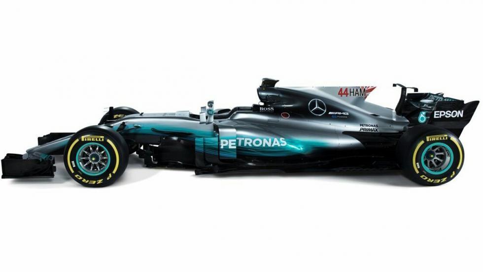 Foto de Nuevos números en los Fórmula 1 (2/7)