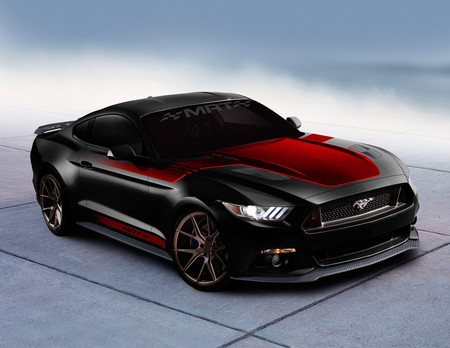 Ford Mustang SEMA MRT