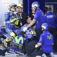 Uccio Salucci: ¡lo que hizo Valentino Rossi en MotorLand es monstruoso!
