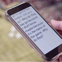 Esta aplicación de Google puede transcribir en tiempo real todo lo que se escucha, incluso sonidos no verbales
