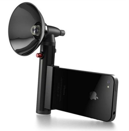 Paparazzo Light quiere ser un flash retro para iPhone