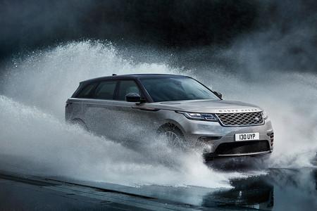 Sobredosis tecnológica y hasta 380 CV. Así es el Range Rover Velar, el SUV de cinco plazas más avanzado