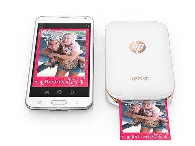 La HP Sprocket Zink es la impresora para fotos que llevarás a todas partes por sólo 120,44 euros en PcComponentes