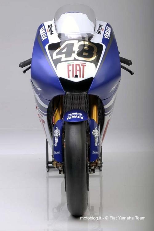 Foto de Team Fiat Yamaha, presentación equipo 2008 (11/11)