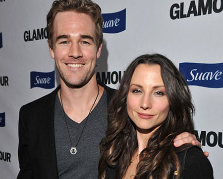 James Van Der Beek se divorcia