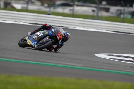 Bezzecchi Silverstone Moto2 2021