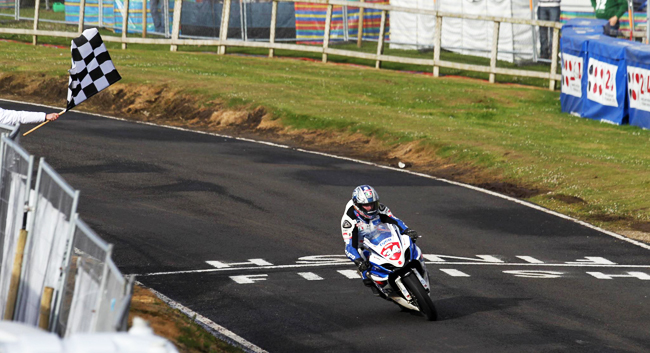 Alastair Seeley NW200