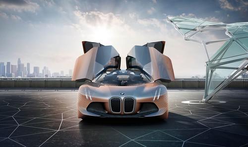 Los coches autónomos de BMW serán 'Intel Inside', pero Nvidia golpeó primero en este negocio