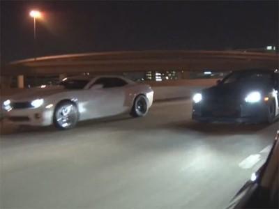 Hay gente con mucha suerte (CV): le pilla la policía a más de 200 km/h y no le multan