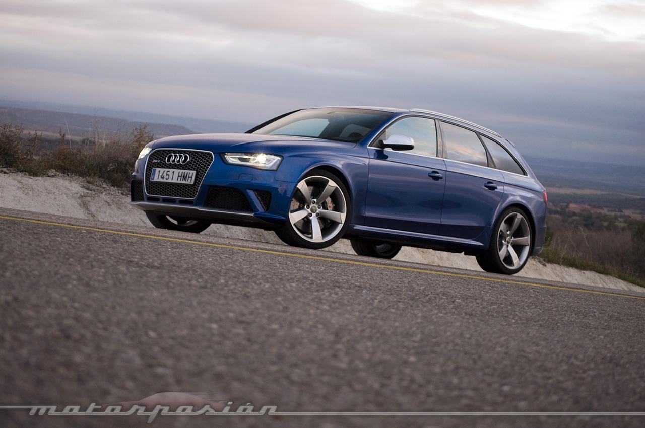 Foto de Audi RS4 Avant (prueba) (4/56)