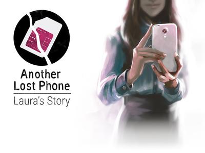 'Another Lost Phone: Laura's Story', un juego envuelto en polémica hecho con muy buen gusto
