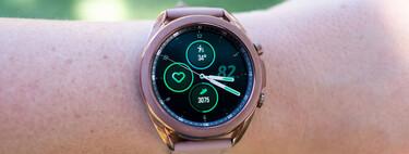 El modernísimo Samsung Galaxy Watch 3 está más barato en Amazon: un smartwatch robusto y elegante por menos de 400 euros